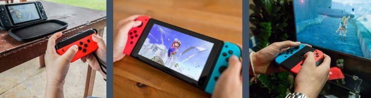 Best Portable Game Console - Versatile Nintendo Switch