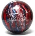 Brunswick tzone Bowling Ball Red-white-blue