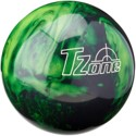 Best Spare Bowling Ball - Brunswick tzone in Green