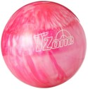 Brunswick tzone Bowling Ball in Pink