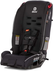 Diono Radian 3R Convertible Car Seat/Booster/Harness