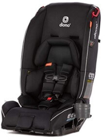 Diono Radian 3RX All-in-One Convertible Car Booster Seat