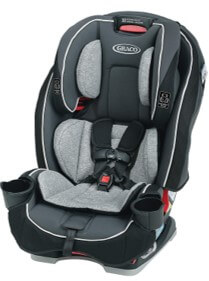Graco SlimFit 3-in-1 Convertable Car Seat