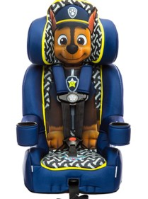 KidsEmbrace Harness Booster Seat (paw patrol-chase)