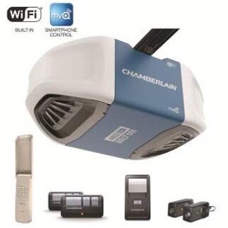Chamberlain B550 Belt Drive Garage Door Opener