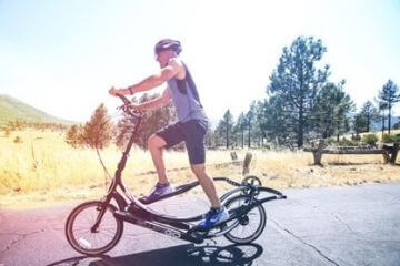 Outdoor Elliptical Bikes