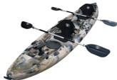 Best Fishing Kayak Under 800 - BKC TK219