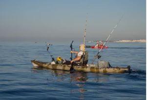Fishing Kayak Reviews Image