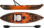 Wildfire Orange - Vibe Yellowfin 100