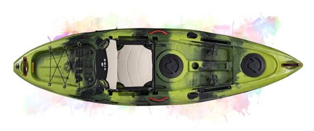 Yellowfin 100 Fishing Kayak