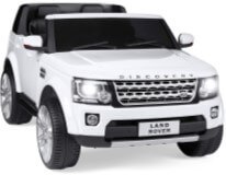 Best Choice Land Rover Discovery Electric Car for Kids Review