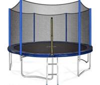 JUPA 15ft Round Kids Trampoline