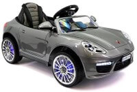 Kiddie Roaster Porshe Battery Powered Ride-On Toy Review