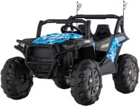 Uenjoy Off-Road UTV Battery Powered Ride-On Toy