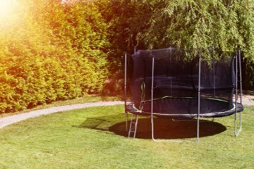 link to trampolines