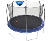 Skywalker 12ft Jump N Dunk Trampoline