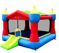 Bounceland Inflatable Party Castle Bounce House