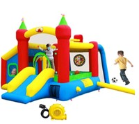 WellFunTime Jumping Castle Bounce House