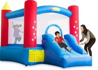 Yard Outdoor Indoor Bounce house and Slide