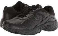 Fila Runtronic Non Slip Work Shoe
