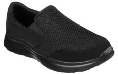 Skechers Mcallen (best non slip shoe for restaurant workers) - Mens