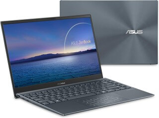 Asus Zenbook 13 Ultra-Slim - a top virtual school laptop