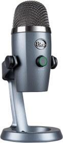 Blue Yeti Nano Premium USB Mic for Zoom Calls