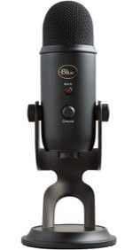 Blue Yeti USB Microphone for zoom calls
