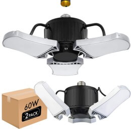 LED Garage Light Bulbs - black friday deal