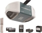 chamberlain b970 garage door opener black friday deal