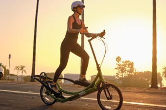 ElliptiGO 8C - Female Rider Leisure Ride