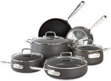 all clad hard anodized nonstick cookware deal