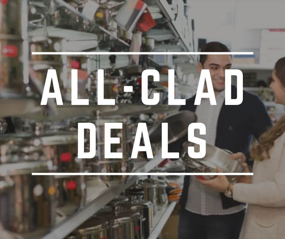 best amazon prime day all-clad cookware deals