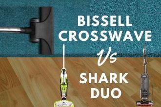 CrossWave vs Shark Duo Comparison Page